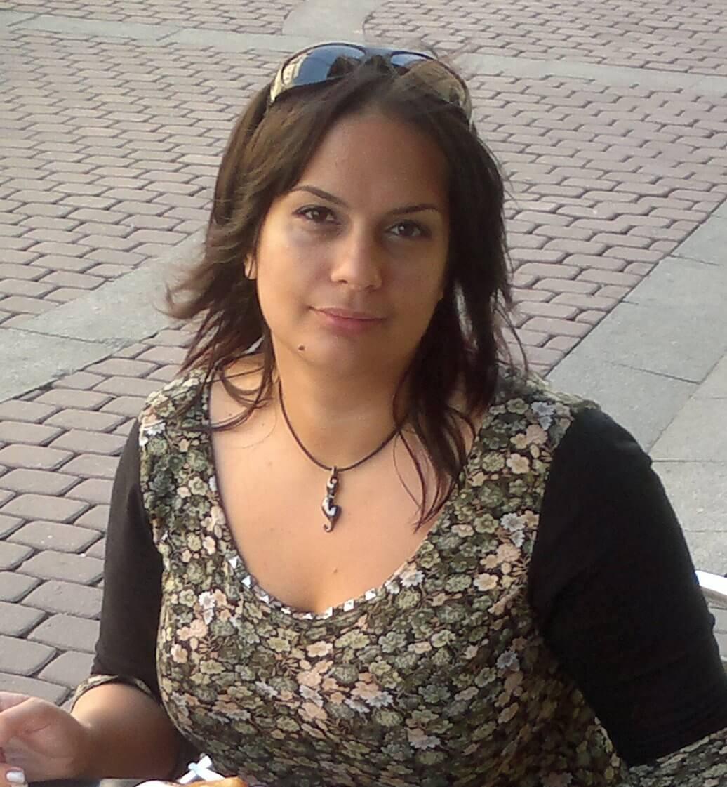 Милена Алексеевна Хиясова
